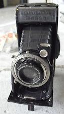 Vintage Voigtlander Bessa Camera 1:4.5 105mm Lens