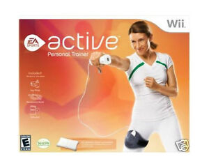 Wii-Active-Personal-Trainer-Nintendo-Wii-Manual-included