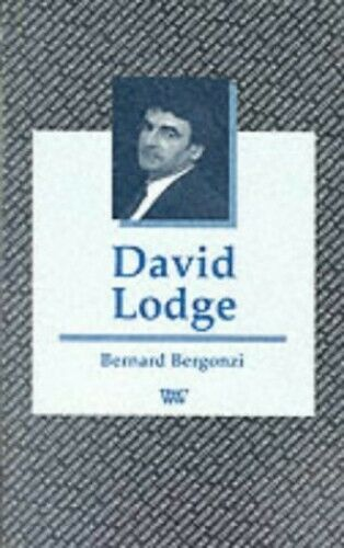 David Lodge (Writers and their Work) by Bergonzi, Bernard Paperback Book The