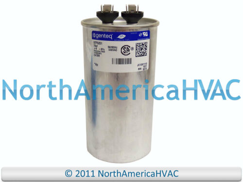 Amrad Round Run Capacitor 70.0 uf MFD 440 Volt VAC RA2000//44-706