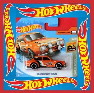 Hot-Wheels-2020-70-FORD-ESCORT-RS1600-52-250-NEU-amp-OVP
