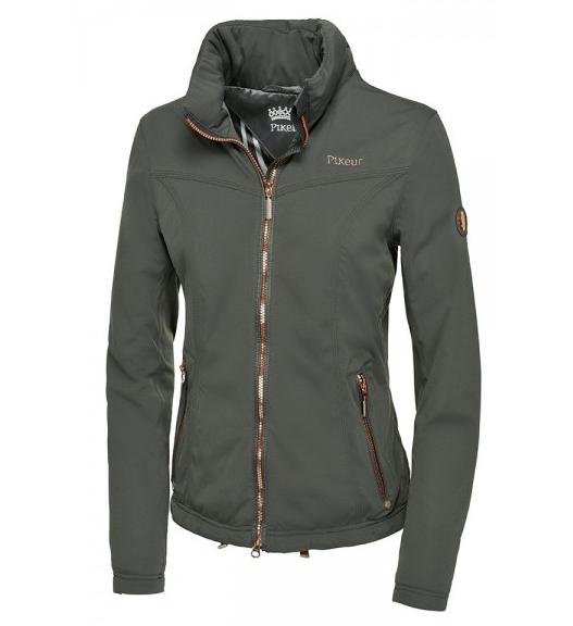 Vendita  Pikeur Premium Sofina Ladies Jacket-Militare