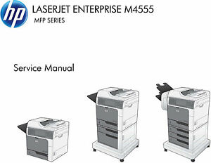 hp laserjet enterprise m4555 service manual parts diagrams ebay rh ebay com All in One Printer laserjet printer 6p driver