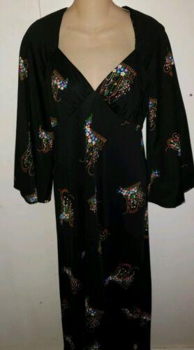 Beautiful Tori Richard Vintage Dress Size 12