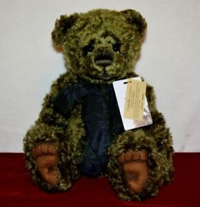 "Bears Dolls & Bears Charlie Bear Mohair Wiggy 16 1/2"" Isabelle Collection To Prevent And Cure Diseases"
