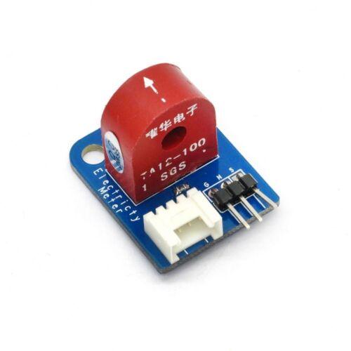 Analog Current Meter AC 0~5A Ammeter Sensor Board for Arduino UNO  R3 Mega 2560