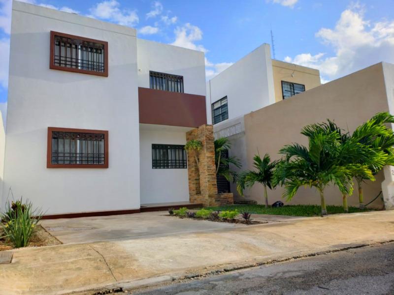 Casa en renta amueblada y equipada en Gran San Pedro Cholul