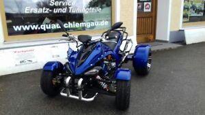 Quad-ATV-Dobo-Racing-350ccm-Modell-F3-400-offene-Leistung-2018-EFI-Kardan-Euro4