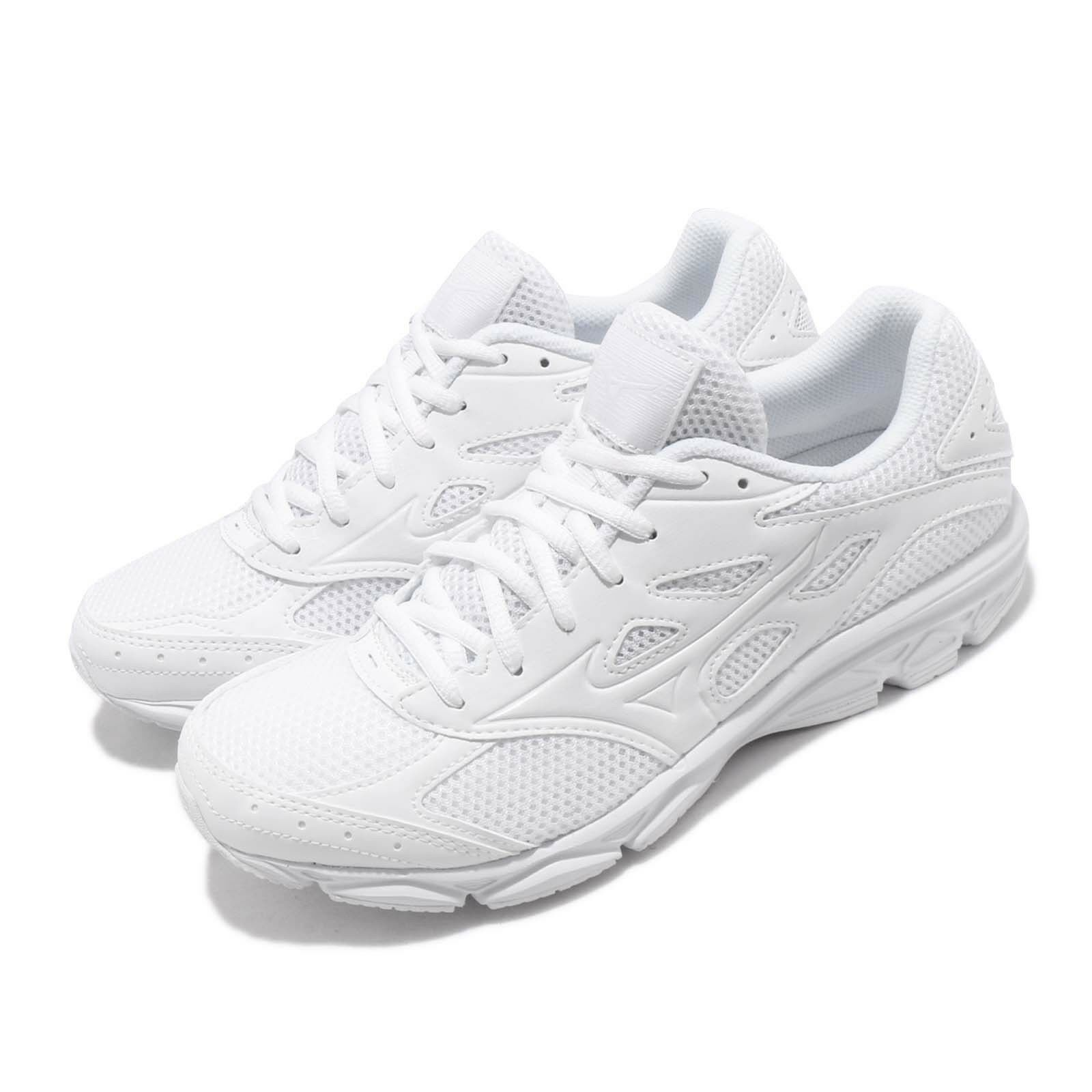 Mizuno Maximizer 21 Wide Triple White Men Running shoes Sneakers K1GA1902-01