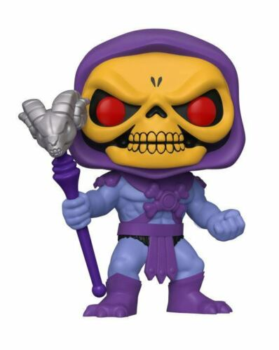 AnimationFigure Skeletor 25 cm PREORDER Masters of the Universe Super Sized POP