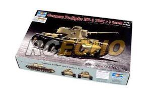 TRUMPETER-Military-Model-1-72-German-Pz-Kpfw-KV-1-756-r-tank-07265-P7265