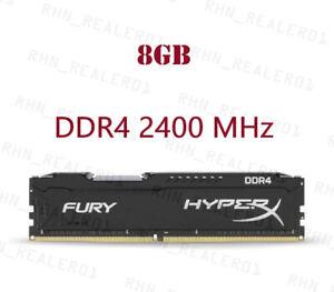 64GB-32GB-16GB-8GB-4GB-DDR4-PC4-2666-2400-2133Mhz-DIMM-RAM-Fuer-HyperX-FURY-RHN02