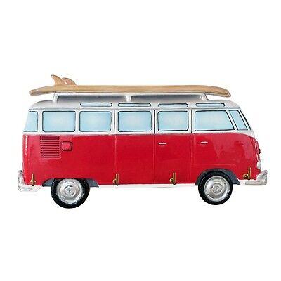 Volkswagen VW Samba Bus Key Rack Side View