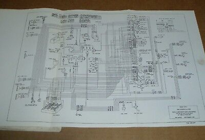 1982 Ford Courier pickup truck wiring diagram schematic ...