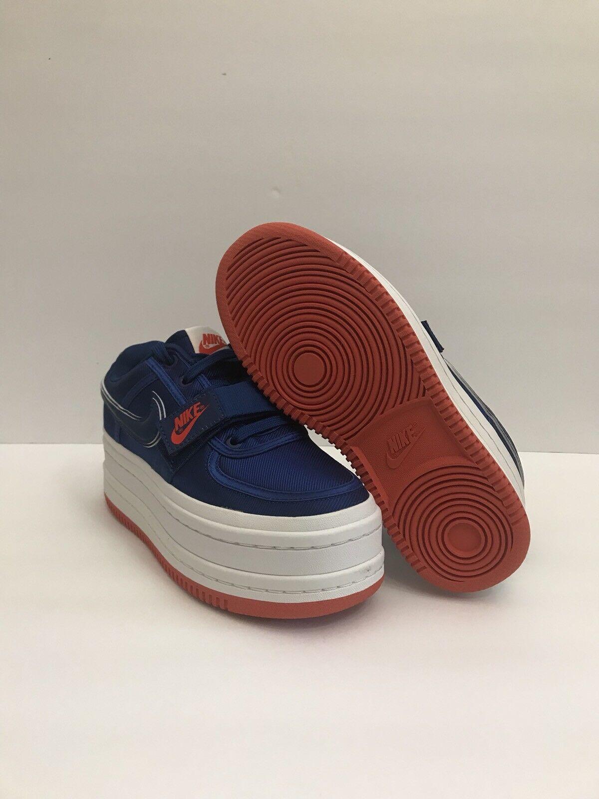 Nike Women's Vandal 2K Double StackGym Blue- Summit White AO2868-400 Size 6