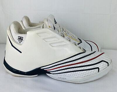 Adidas TMAC 2 Olympics Basketball Shoes 2003 Tracy McGrady T MAC Men's 10.5 VTG   eBay