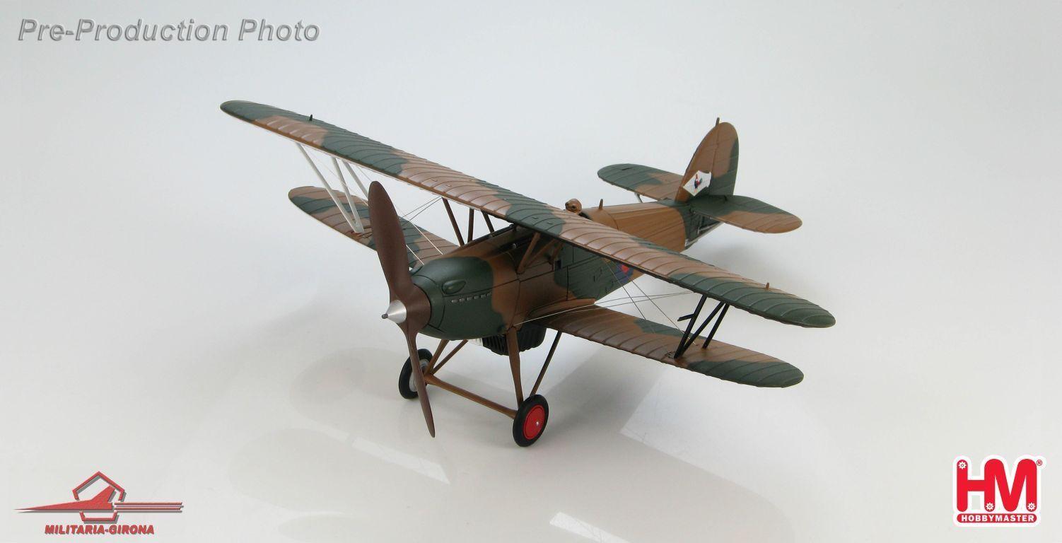 Hobby Master 1 48 HA8005 Hawker Fury  Munich Crisis  43 Esc, RAF, 1938