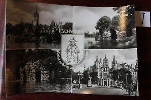 Amical Carte Postale Vue Carte Mecklembourg-poméranie Occidentale Schwerin-rpommern Schwerin Fr-fr Afficher Le Titre D'origine