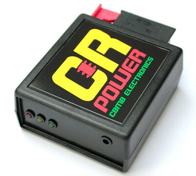 Chiptuning Ford Transit 1.8 TDCI 90 PS  Powerbox Chip-Tuningbox