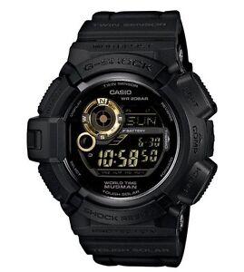 Casio-G-Shock-G9300GB-1-Solar-Mudman-Twin-Sensor-Black-amp-Gold-COD-PayPal