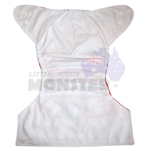 Modern Cloth Nappy Brand New Microfibre insert Baby – Colourful Hands MCN