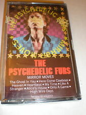 Psychedelic Furs CASSETTE NEW Mirror Moves