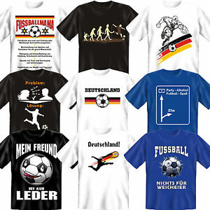 fussball t shirt fu ballshirt germany fan trikot. Black Bedroom Furniture Sets. Home Design Ideas