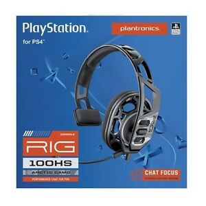 Plantronics-RIG-100HS-Camo-Gaming-Headset-for-PlayStation-4-PS4-FREE-SHIPPING