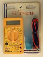 Dt830b 20-range Pocket Digital Multimeter With Ac Dc Voltage