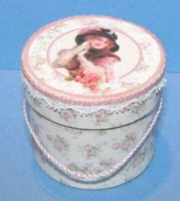 Miniature 1:12 scale Ltd.Ed SEALAB III model kit box Dollhouse prop TOY BOX
