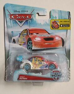 RARO-CARS-Disney-pixar-VITALY-PETROV-mattel-ice-racers-scala-1-55-maclama