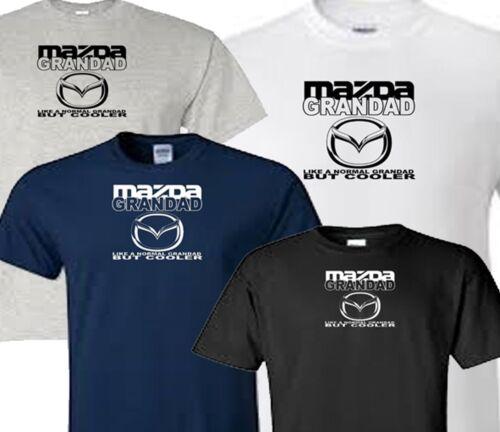 Mazda Grandad T Shirt