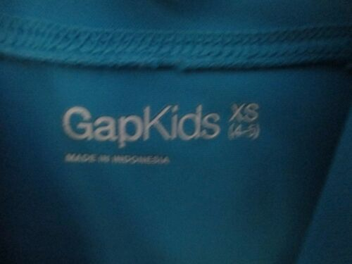 Shirt~boys 4 Surfer Kids~blue Xs Swim 5 Gap Guard With Rash 8awRnvqF
