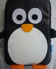 "My Doodles Penguin 7"" Tablet iPad Mini, Google Nexus 7, Galaxy Kindle Fire Case"
