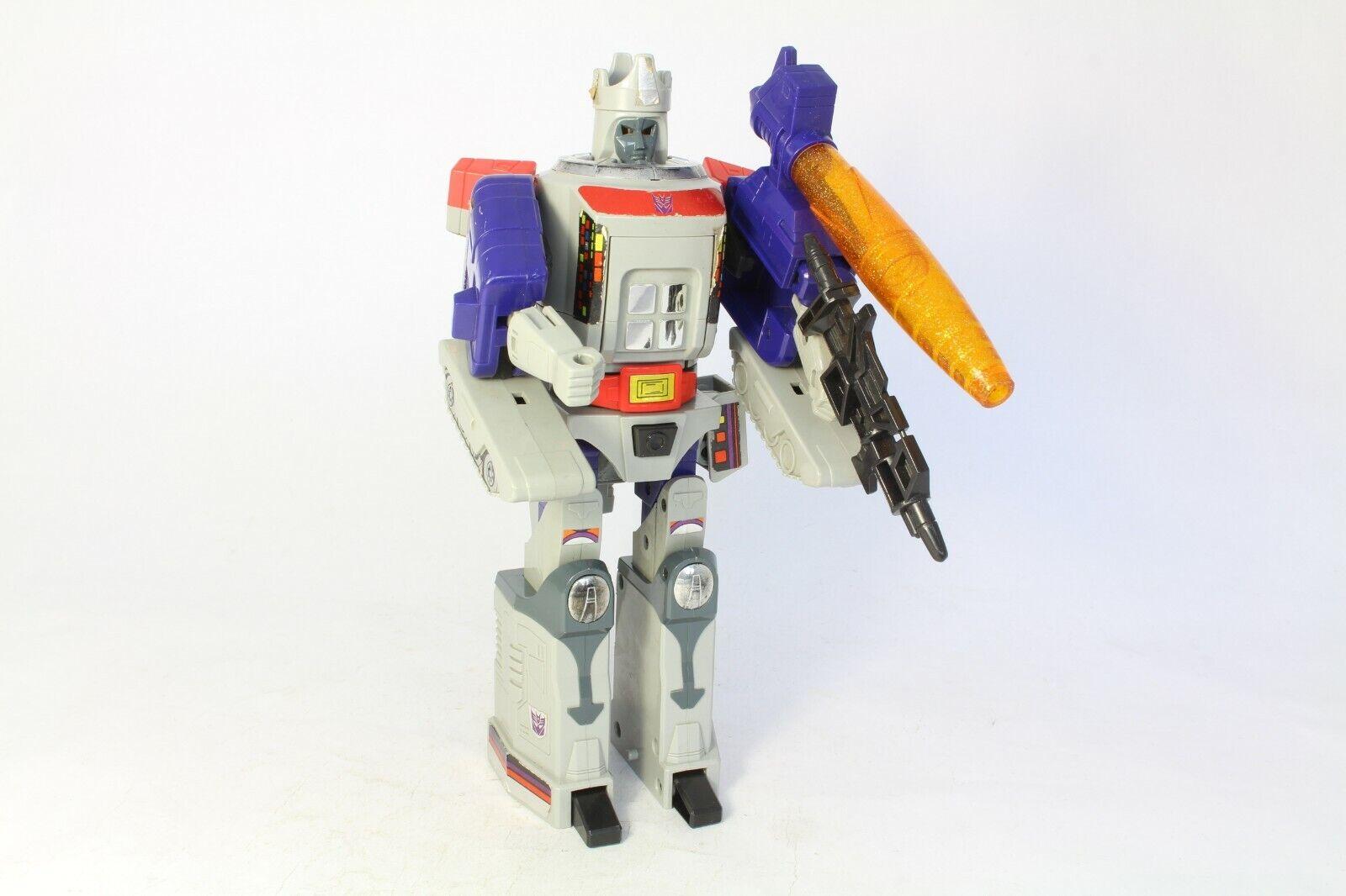 ahorra hasta un 70% Transformers G1 Galvatron Original Takara electrónica de de de trabajo completa  producto de calidad