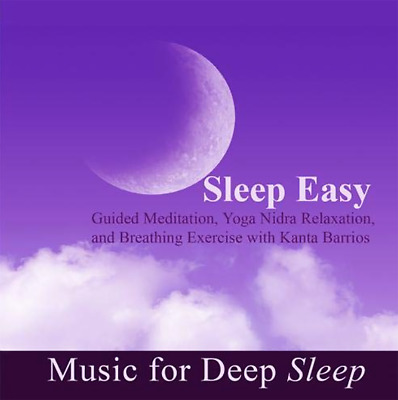 Sleep Easy Guided Meditation Yoga Nidra Relaxation Breathing Exercises Cd Ebay