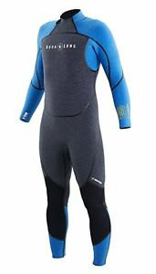 0c4277f90413 Image is loading Aqua-Lung-Men-039-s-AquaFlex-7mm-Wetsuit-