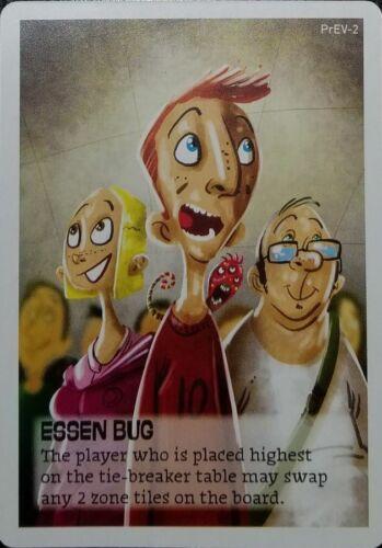 Promo Paradise 2019 Essen Bug LOT of 2 Viral Promo Cards Con Mutation