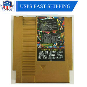 852-in-1-Forever-Games-For-Nintendo-NES-Cartridge-Multicart-405-amp-447-in-1-USA