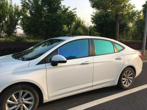 55/%VLT Chamelon Window Film Car Window Solar Tint High UV Proof Window Tint
