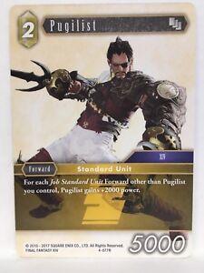 Pugilist-4-077R-Final-Fantasy-Ff-TCG-Opus-IV-4-Simple-Carte