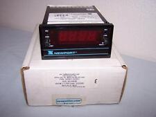 Newport Q2001 Oor1 Digitalpanel Meter Controller New In Box