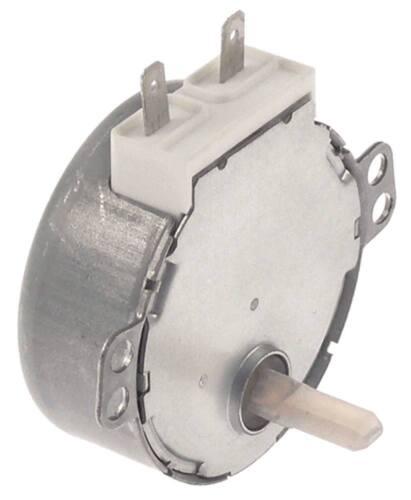 Getriebemotor 33//40U//min 50//60Hz 4W 30V AC Welle 6x3,5mm GALANZ GAL-33-30-TD B