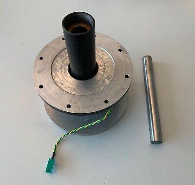 RARE INNER PLATTER FOR THORENS TD 125 MK II WITH ALU STROBE DISC USED