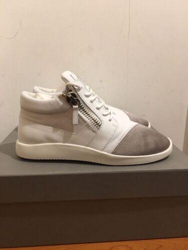 Mid 40 Sneakers £ 500 e Zanotti bianca 6 Giuseppe Sneakers eu Uk Singleg grigia AFIpxf