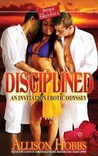 Disciplined: An Invitation Erotic Odyssey (Strebor Quickiez) - Good - Hobbs, All