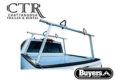 Buyers Products 1501675 Aluminum Truck Rack