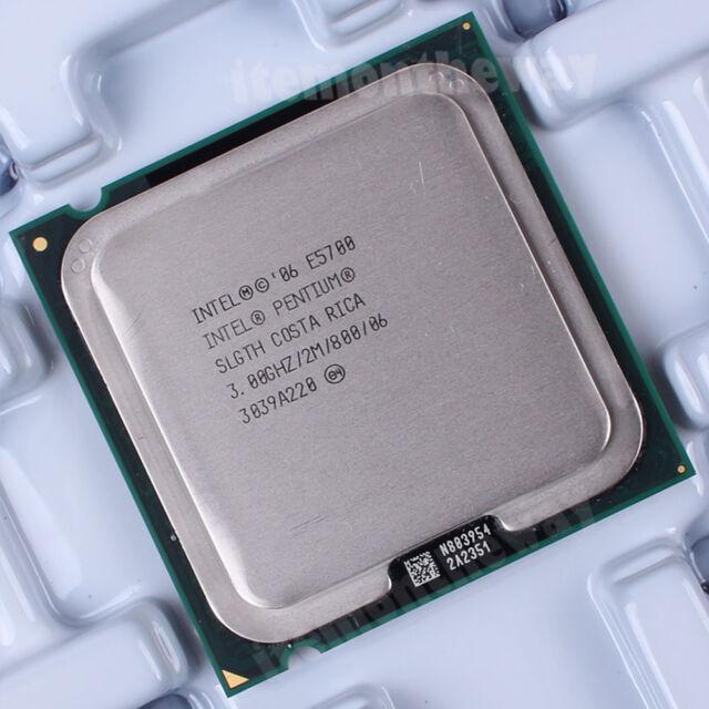 Original Intel Pentium E5700 SLGTH Prozessor 3 GHz Dual-Core LGA 775 Sockel