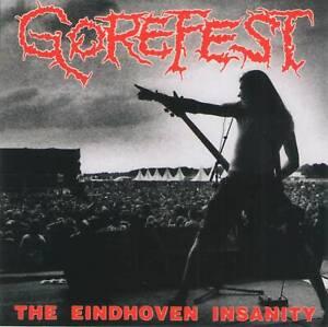 GOREFEST-THE-EINDHOVEN-INSANITY-1993-Dutch-Death-Metal-CD-Jewel-Case-GIFT