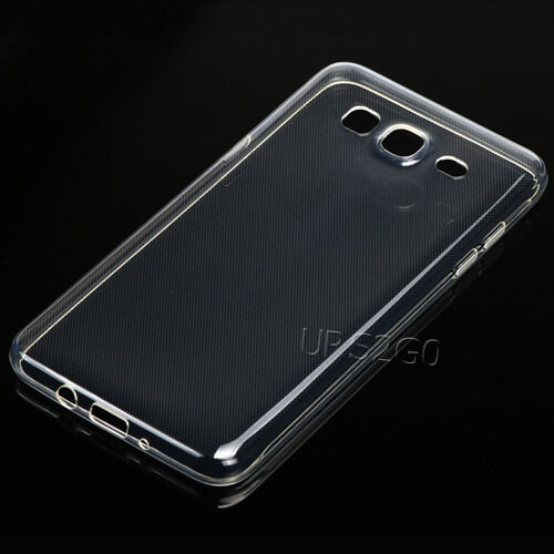 huge selection of 8237b 92b55 High Quality Slim Transparent Clear Silicone Samsung Galaxy J7 Sm-j700t TPU  Case